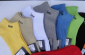 C05 LEE 粗线船袜/男士精品棉袜子/男女短筒船袜/纯棉袜子