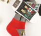 时尚个性韩流 流行前沿 200针超薄精棉男船袜